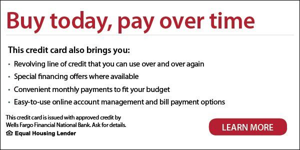 Wells Fargo Credit Card Payment