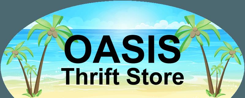 Oasis Thrift Store - Logo