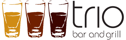 Trio Bar and Grill - Logo