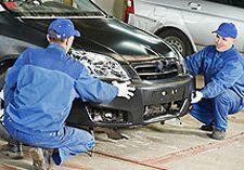 Fixing Vehicle
