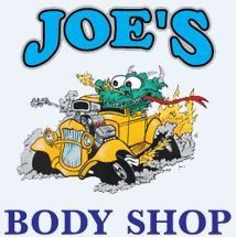 Joe's Body Shop - Logo