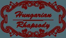 The Hungarian Rhapsody - logo