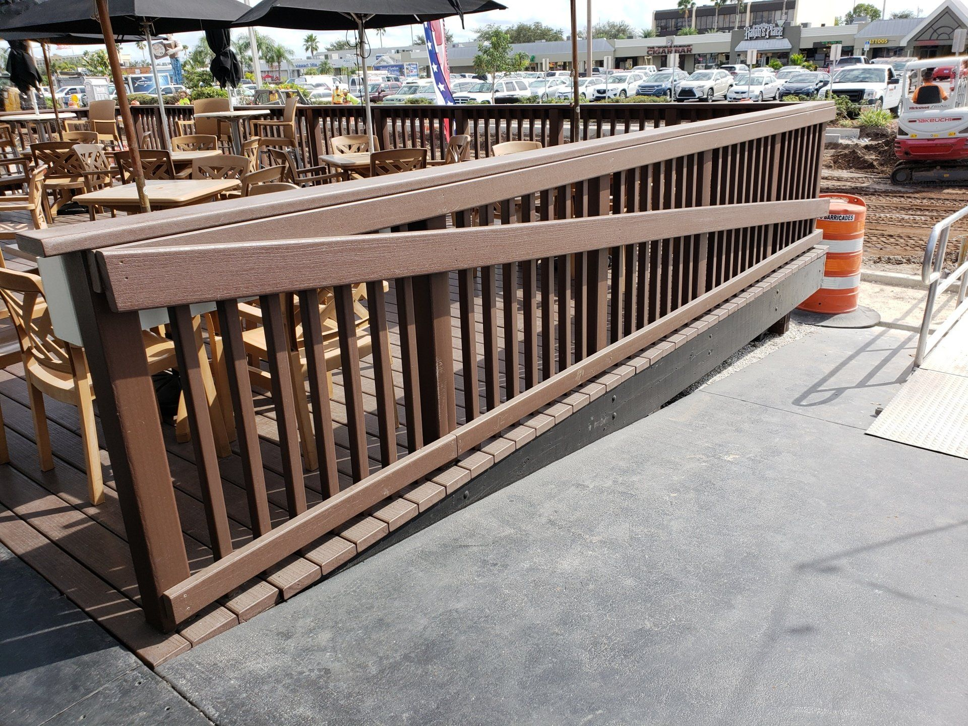 Shoreline Lumber Inc Latest Projects - Boat Deck Building ...