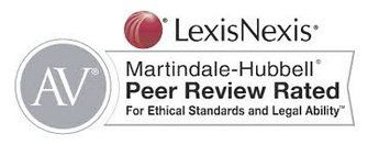 LexisNexis, AV brand logo