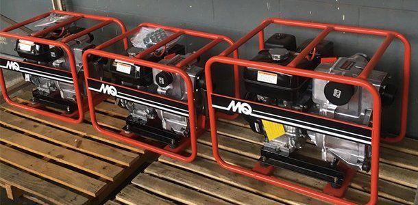 generator pumps