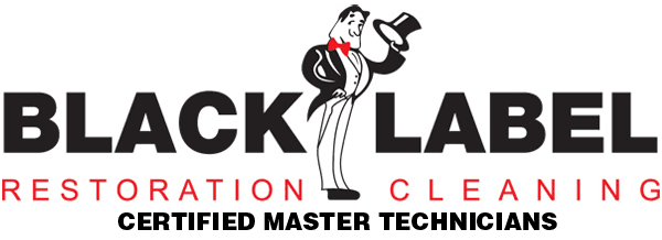 Black Label Restoration and Cleaning - Logo