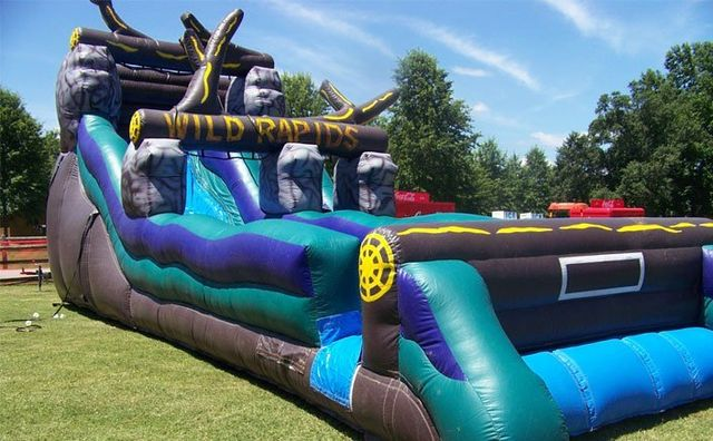 Inflatables for party