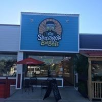 Front store of Smagels Bagels