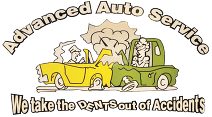 Advanced Auto Service - Company logo