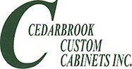 Cedarbrook Custom Cabinets Inc - Logo