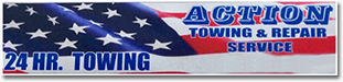 Action Towing & Repair Service - Logo