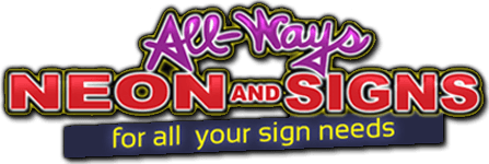 All-Ways Neon & Signs LLC - logo