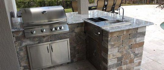 Outdoor Kitchens | Grills | Fire Pits | Patios ...