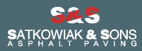 Satkowiak & Sons Asphalt Paving logo