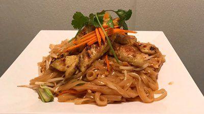 Thai Food Sardis Rd Asheville