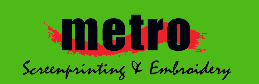 Metro Screenprinting & Embroidery - Logo