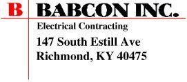 Babcon Inc - Logo