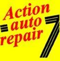 Action Auto Repair - Logo