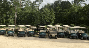 Golf Car Ranch shop