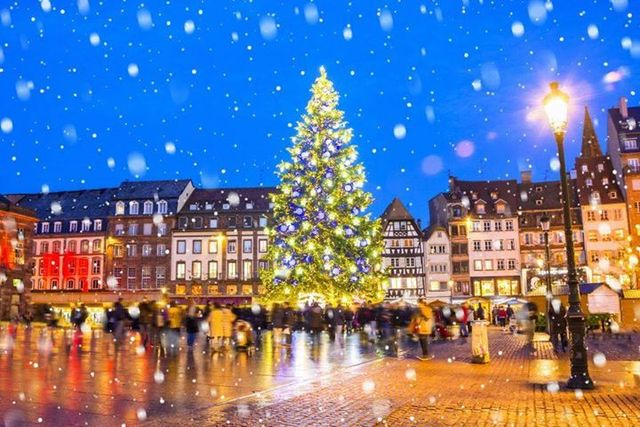 Top Christmas Markets In Europe.Top Christmas Markets In Europe