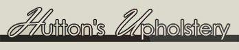 Hutton's Upholstery - Company Logo