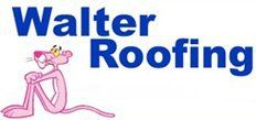 Walter Roofing - Logo