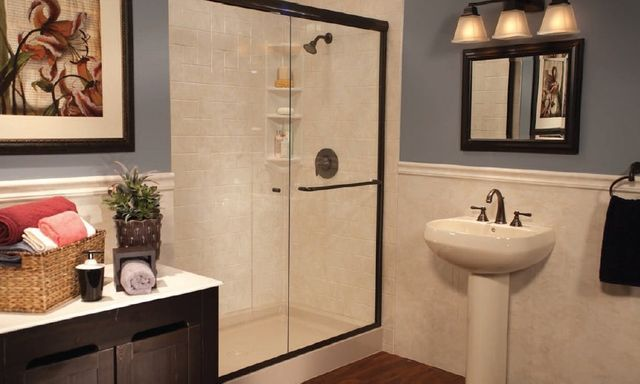 Bathroom remodeling in pittsburgh pennsylvania pa patete kitchen bath design center for Patete kitchen bath design center reviews