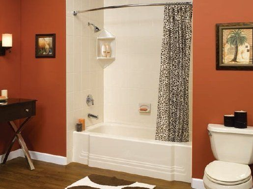 Acrylic bath tub shower liners in pittsburgh pennsylvania pa patete kitchen bath design for Patete kitchen bath design center reviews