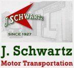 J. Schwartz Motor Transportation - Logo