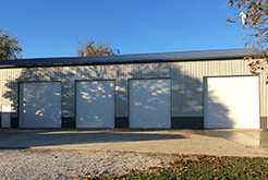 Commercial Collision Shop