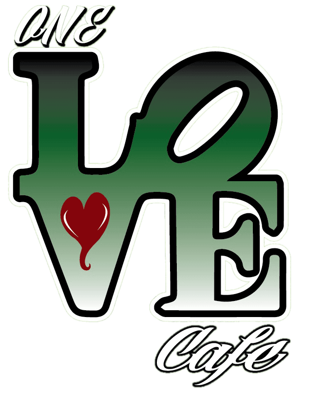 One Love Cafe - Logo