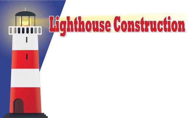 Lighthouse Construction - Logo