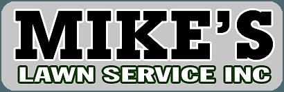 Mike's Lawn Service Inc - Logo