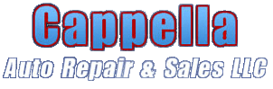 Cappella Auto Repair & Sales LLC-Logo