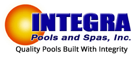 Integra Pools & Spas Inc - Logo