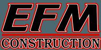 EFM Construction - Logo