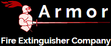 Armor Fire Extinguisher Company - Logo