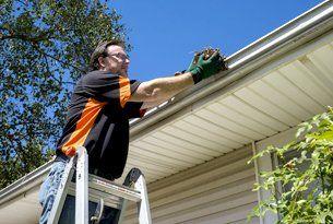 Gutter Cleaning Mount Vernon WA   Burlington, Anacortes