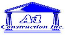 A-1 Construction Inc - Logo