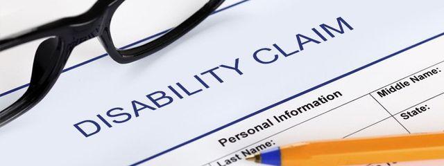 Disability claim