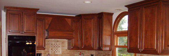 Kitchen cabinet carpentry