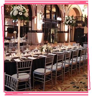 Elegant and Customized Decoration