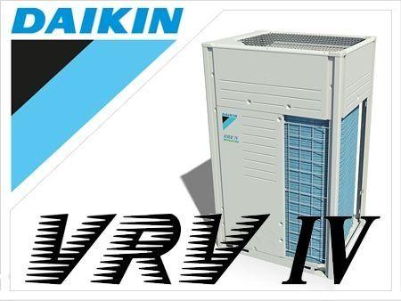 Daikin - VRV IV