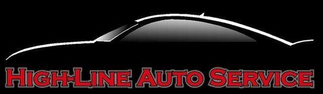 High - Line Auto Service - logo