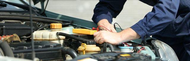 auto diagnosis service and repair