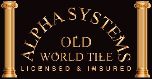 Great Alpha Systems Old World Tile