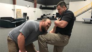 combative tactic training