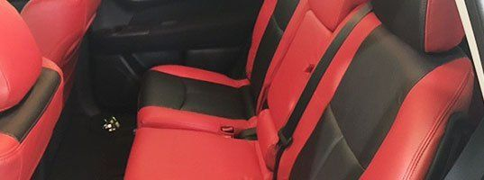 Choose Autographix For Your Leather Auto Work