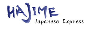 Hajime Japanese Express - Logo