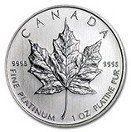 Platinum Maple Leafs
